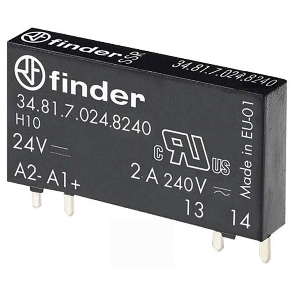 Polprevodniški rele za tiskanovezje Finder 34.81.7.024.8240vezje Finder 34.81.7.024.8240