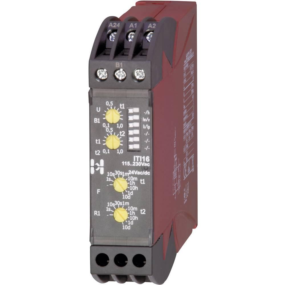 Hiquel-ITI Nadzorni relej, 16 taktni davač impulza (6-funkcija) ITI 16