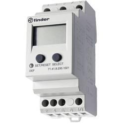 Overvågningsrelæer 1 x skiftekontakt 1 stk Finder 71.41.8.230.1021 Spænding (DC/AC), Overbelastning, Underspænding