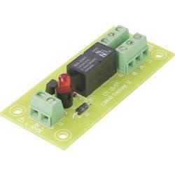 Tiskano vezje za rele, opremljeno, 1 kos TRU COMPONENTS REL-PCB3 2 2 preklopni 12 V/DC