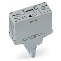 Tidsrelæ WAGO 286-442 Monofunktionel 230 V/AC 1 x skiftekontakt 1 stk