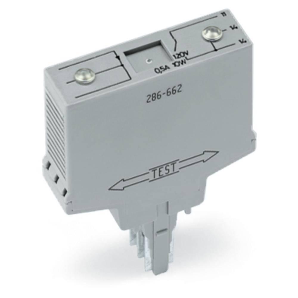 Overvågningsrelæer 12 - 28 V/DC 1 x sluttekontakt 1 stk WAGO 286-662 Strøm