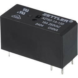Printrelais (value.1292897) 12 V/DC 16 A 1 Schließer (value.1345270) Zettler Electronics AZ762-1A-12DE 1 stk