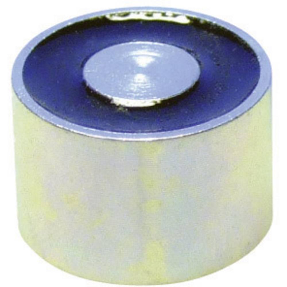 Elektromagnet ikke magnetisk (strømløs tilstand) (value.1825498) 65 N 12 V/DC 1.4 W Tremba GTO-18-0.5000-12VDC
