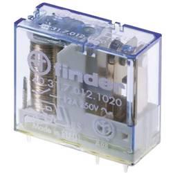 Finder 40.31.7.012.1020 Rele za tiskano vezje 12 V/DC 12 A 1 menjalo 50 KOS
