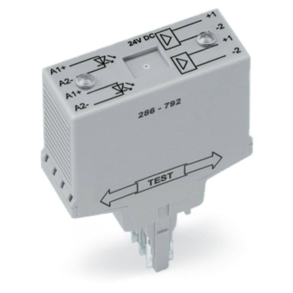 Optokopplerrelais (value.1472423) 1 stk WAGO 286-792