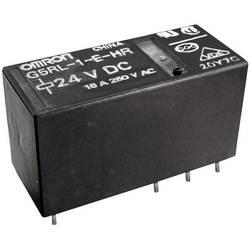 Močnostni rele G5RL s kontaktom High Inrush Omron G5RL-1-E 24 VAC 24 V/AC 1 x preklopni kontakt maks. (vklopni kontakt) 16 A/(iz