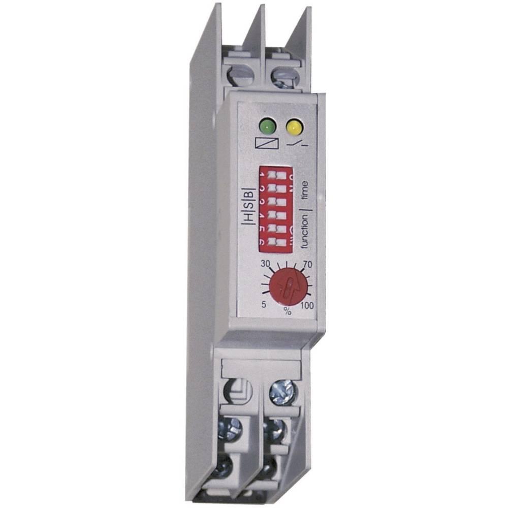 Višefunkcijski vremenski relejZMRV1, 8 A, 1 x preklopnik HSBIndustrieelektronik 011301 HSB Industrieelektronik