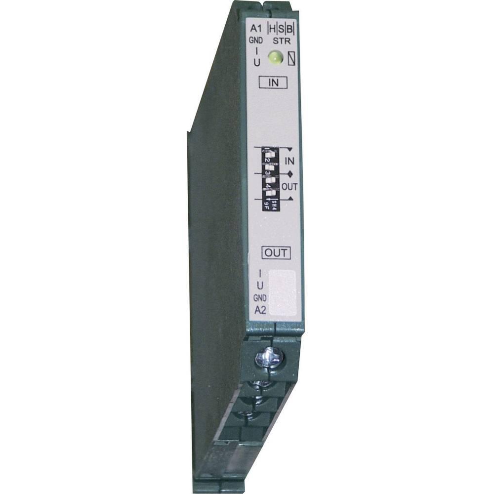 Trennumformer (value.1292957) 1 stk HSB Industrieelektronik STR 24, 24 V/DC, V/AC