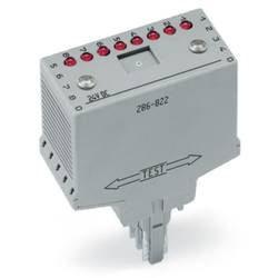 LED-Gatterbaustein (value.1292947) 1 stk WAGO 286-822 Passer til serie: Wago serie 280 Passer til model: Wago 280-629, Wago 280-