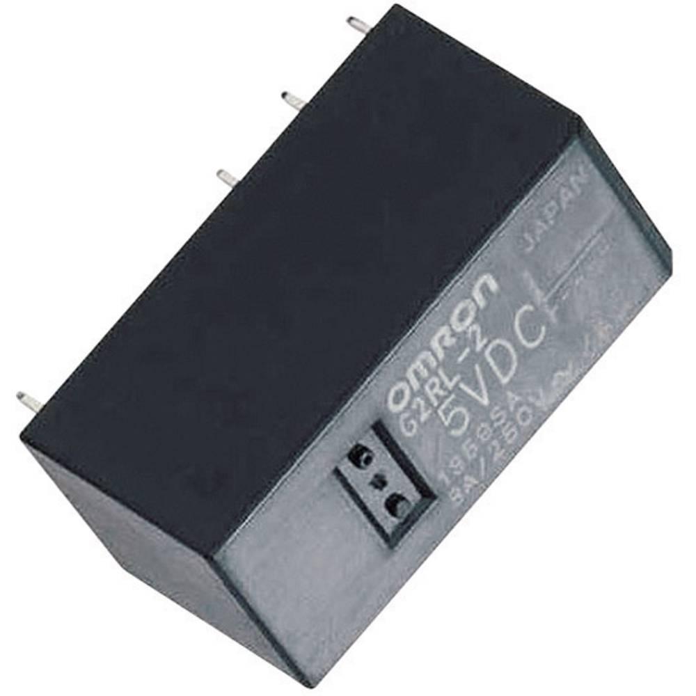 Relej za tiskanu pločicu 12 V/DC 12 A 1 preklopni Omron G2RL-1 12V 1 kom.