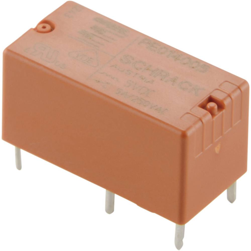 TISK. RELE PE 5 A 1UK 5 V DCtyco 1393219-3 TE Connectivity