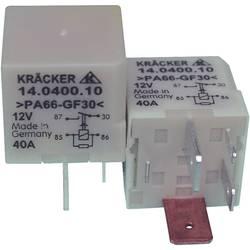 Relej za automobile Kräcker 14.0400.10, 12 V/DC, 1 x radni kontakt, 40 A, 60 V/AC, 75 V/DC