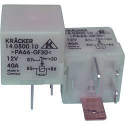 Avtomobilski rele Kräcker prva vgradnja - original 14.0500.10 12 V/DC 1 x EIN 15 A 60 V/AC / 75 V/DC