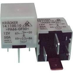 Relej za automobile Kräcker 14.1100.10, 12 V/DC, 1 x radni kontakt, 40 A, 60 V/AC, 75 V/DC