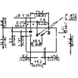 Relej za automobile 822E 40 A, 1 x AK Song Chuan 822E-1A 1212 V/DC, 1 x radni kontakt, 40