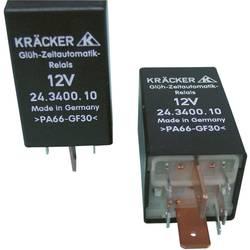 Avtomobilski rele Kräcker prva vgradnja - original 24.3400.10 12 V/DC 1 x EIN 40 A 12 V/DC
