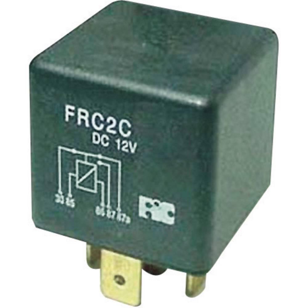 Avtomobilski rele FiC FRC2U-1-DC12V 12 V/DC 1 mostični kontakt 2 x 25 A 14 V/DC