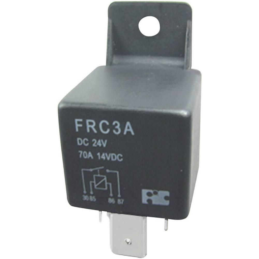 Avtomobilski rele FiC FRC3A-DC24V 24 V/DC 1 delovni kontakt 70 A 14 V/DC