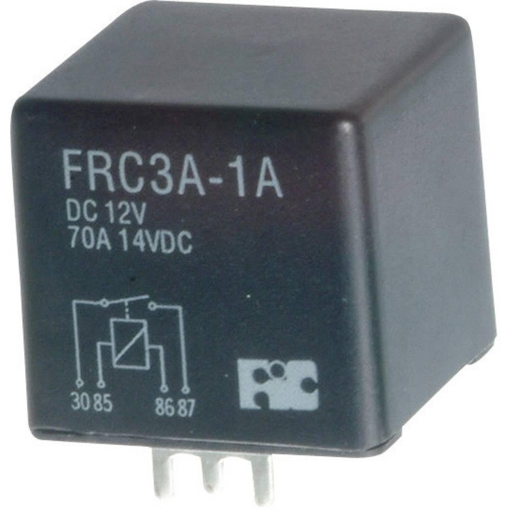 Avtomobilski rele FiC FRC3A-1A-DC24V 24 V/DC 1 delovni kontakt 70 A 14 V/DC