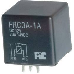 Relej za automobile FRC3A-1A-DC12V, 12 V/DC, 1 radni kontakt, 70 A, 14 V/DC FiC
