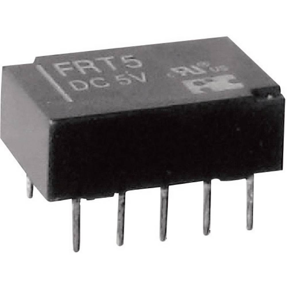 Printrelais (value.1292897) 5 V/DC 1 A 2 Wechsler (value.1345274) FiC FRT5-DC05V 1 stk