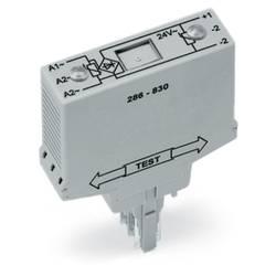 Brückengleichrichterbaustein (value.1292946) Med varistor 1 stk WAGO 286-830 Passer til serie: Wago serie 280 Passer til model:
