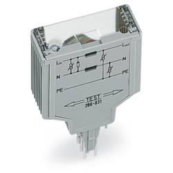 Überspannungsableiterbaustein (value.1292951) 1 stk WAGO 286-831 Passer til serie: Wago serie 280 Passer til model: Wago 280-628