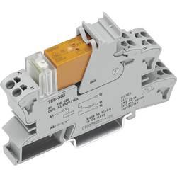 Relejni modul 1 komad WAGO 788-303 Nazivni napon: 12 V/DC struja prebacivanja (maks.): 16 A 1 izmjenjivač