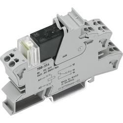 Relejni modul 1 komad WAGO 788-354 Nazivni napon: 24 V/DC struja prebacivanja (maks.): 16 A 1 izmjenjivač