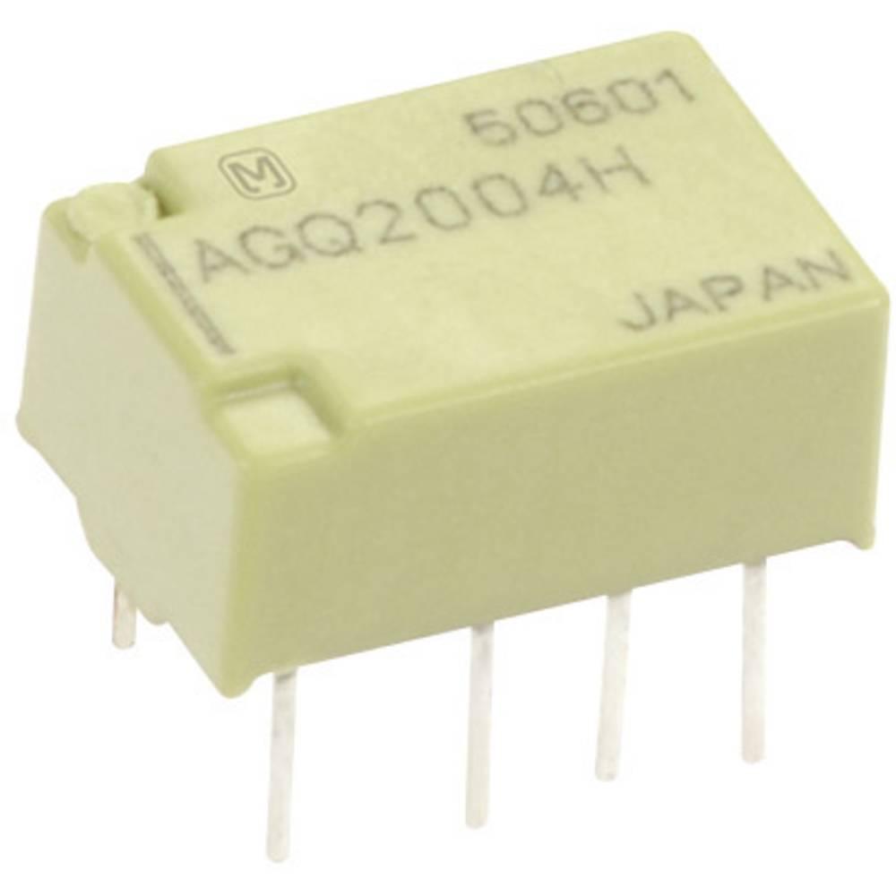 Rele za tiskano vezje 4.5 V/DC 1 A 2 x preklopni Panasonic AGQ2004H 1 kos