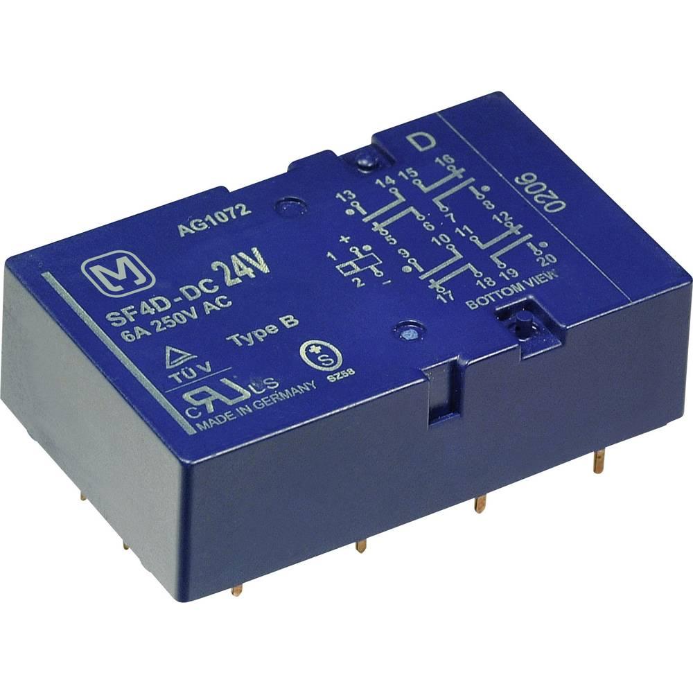Sigurnosni relej SF4=SF4D 4A4B6A 18V Panasonic SF4D18
