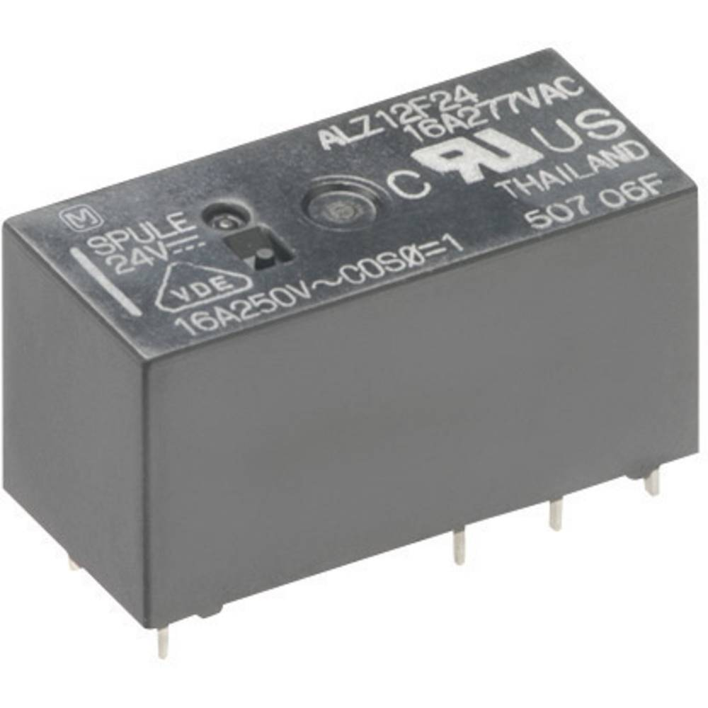 Panasonic ALZ12F12 PCB Mount Relay 12Vdc 1 CO, SPDT