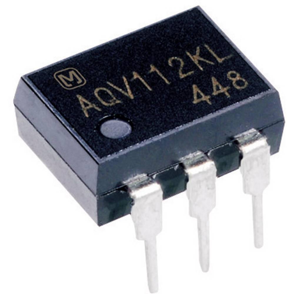 PhotoMOS rele 1 kos Panasonic AQV252G 1 x zapiralni 60 V/DC, 60 V/AC 2.5 A št. polov: 6