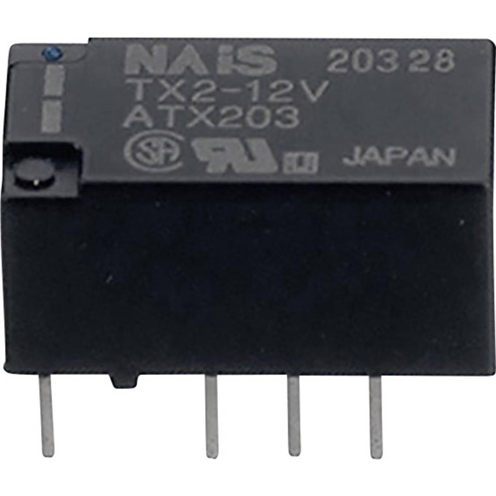 Signalni relej TX 2U 2A 12V Panasonic TX212 Print