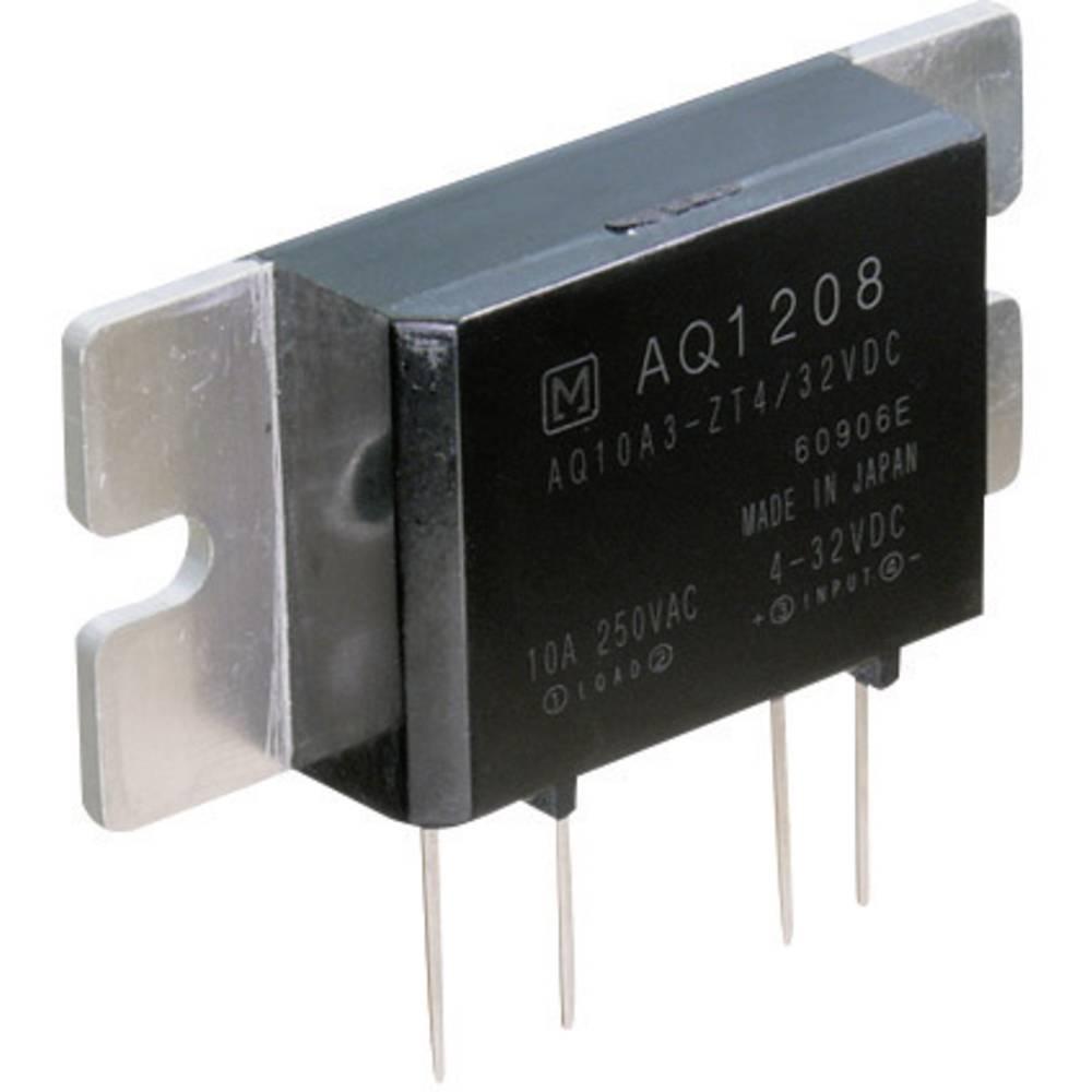 Polprevodniški rele 1 kos Panasonic AQ10A2ZT432 bremenski tok (maks.): 5 A preklopna napetost (maks.): 250 V/AC Nullspannungssch