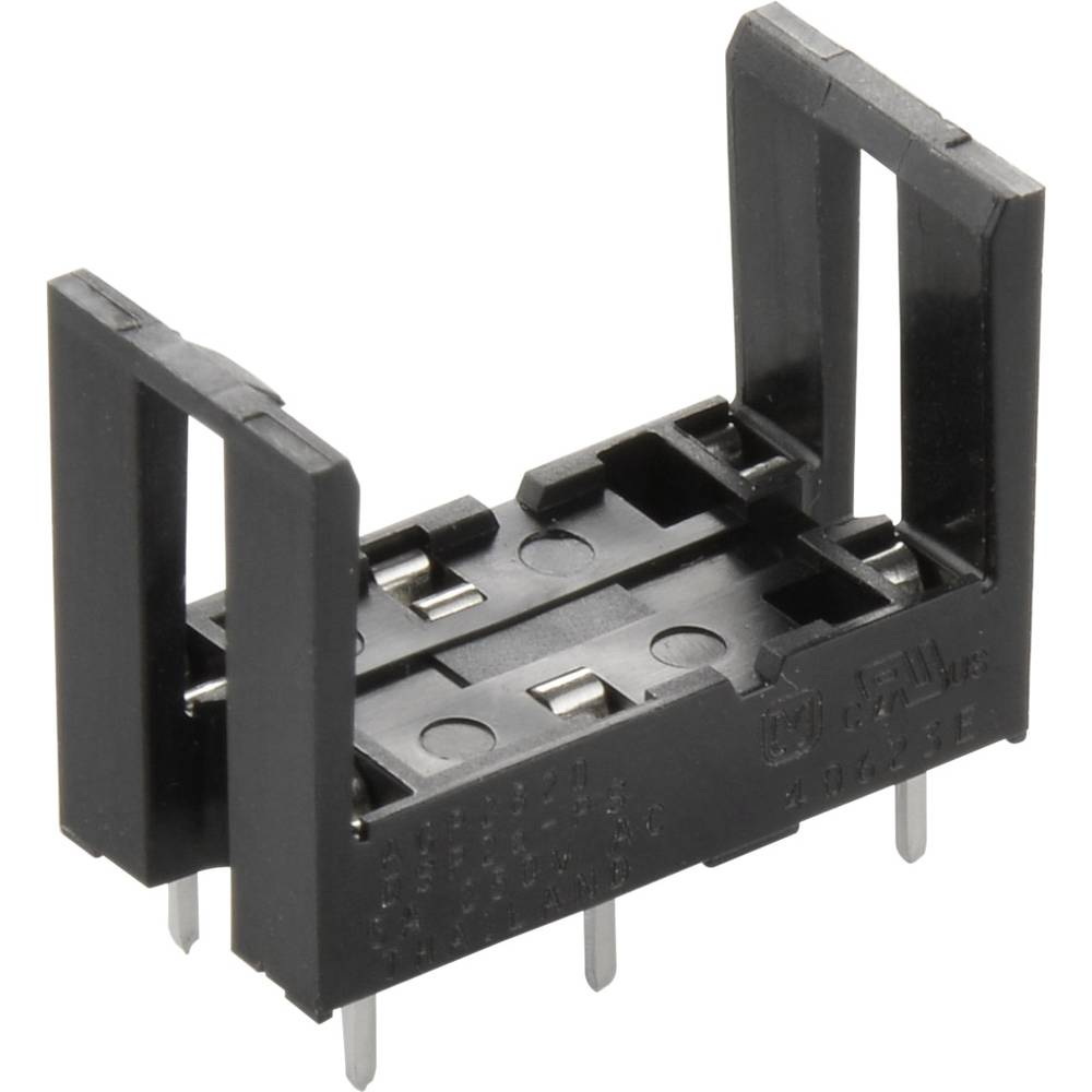 Relaissockel (value.1292916) 1 stk Panasonic DSP2APS Passer til serie: Panasonic serie DSP (L x B x H) 11 x 23 x 17 mm