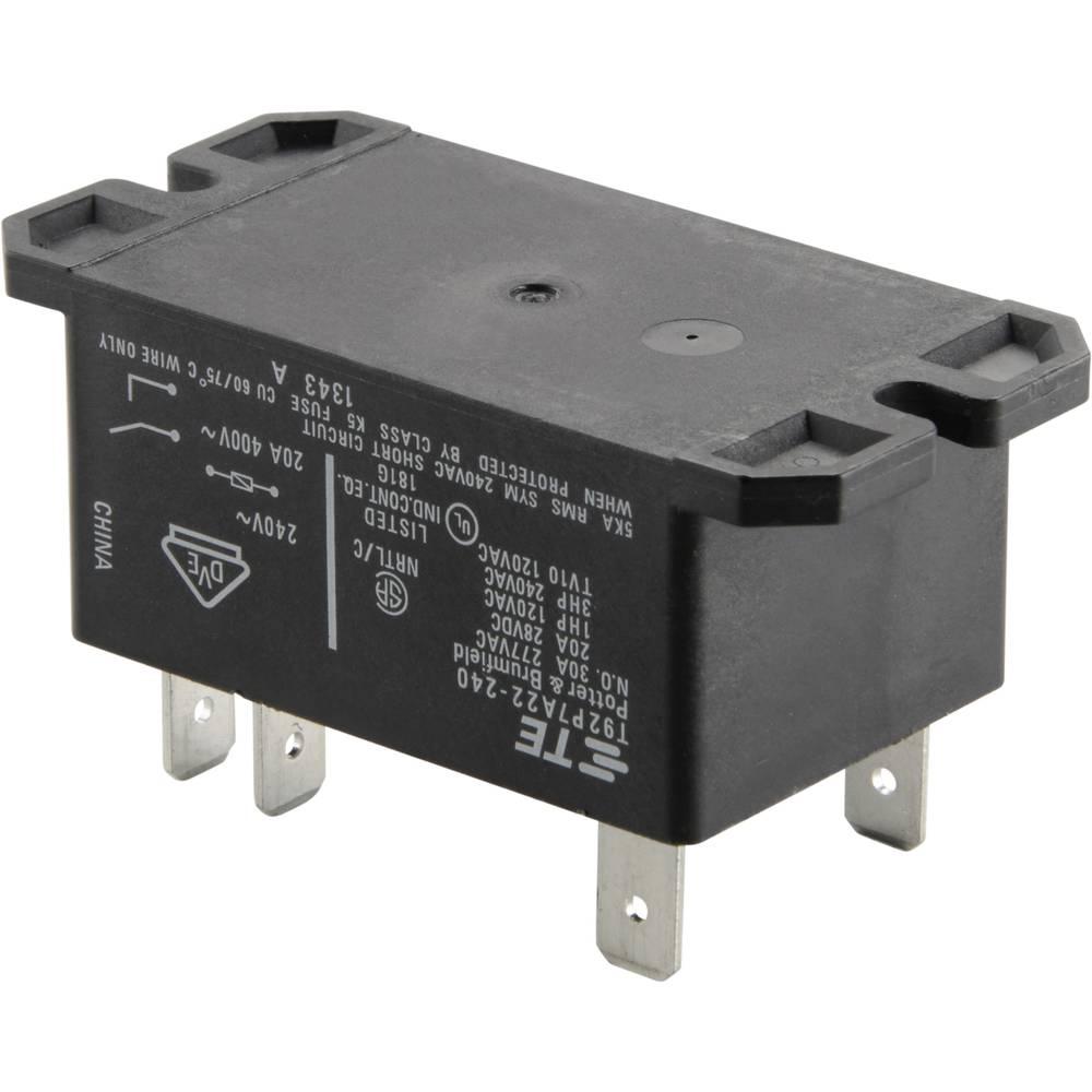 Relej za tiskanu pločicu, 30 A, dvopolni 1393211-69 12 V/DC2uklopni kontakt
