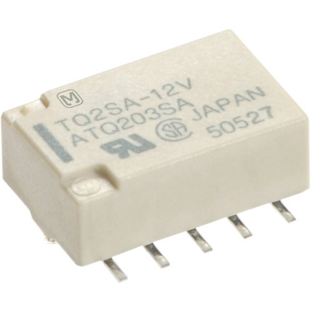 Panasonic TQ2SA12 PCB Mount Relay 12V 2 CO, DPDT