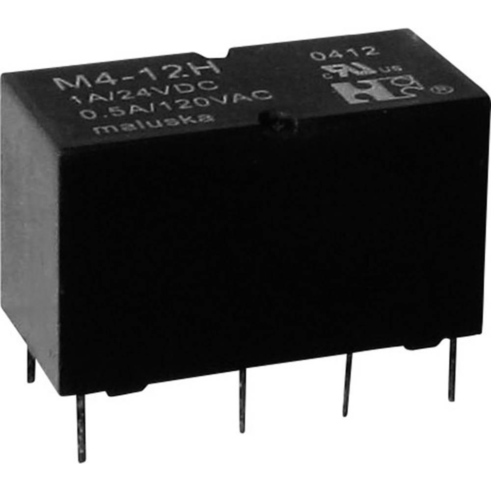 Printrelais (value.1292897) 5 V/DC 1 A 2 Wechsler (value.1345274) M4-05H 1 stk
