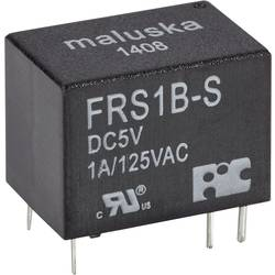 Mali rele, enopolni UM, vodotesen FRS1B-S-DC05 5 V/DC 1 preklopni kontakt maks.1 A 30 V/DC FiC