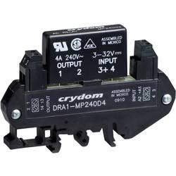 Halbleiterrelais (value.1292894) 1 stk Crydom DRA1-MP240D4 Last-Strøm (maks.): 4 A Koblingsspænding (max.): 280 V/AC Vekslende v