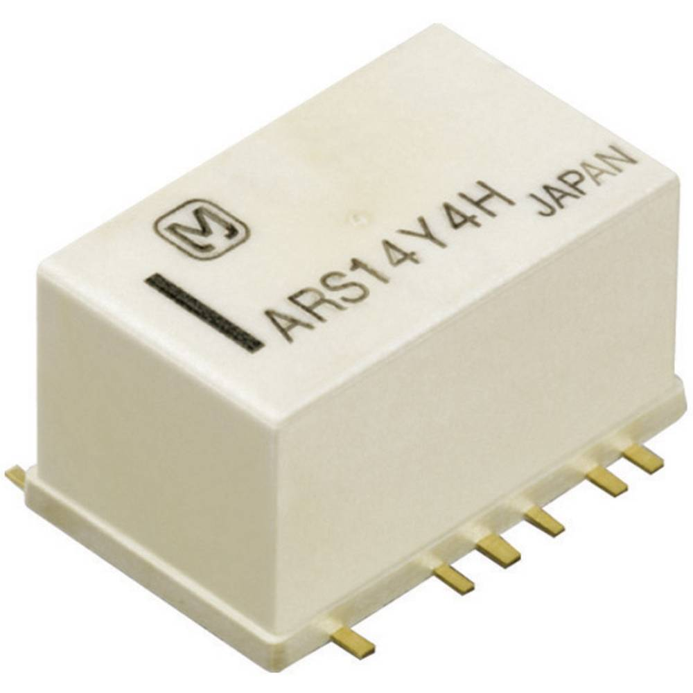 Panasonic ARS14A4H PCB Mount Relay 1 CO, SPDT