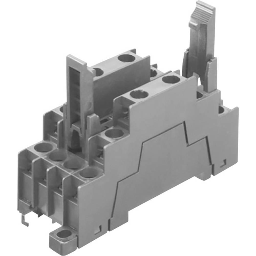 DIN-Letveno podnožje za SFS-relej Panasonic SFS6SFD