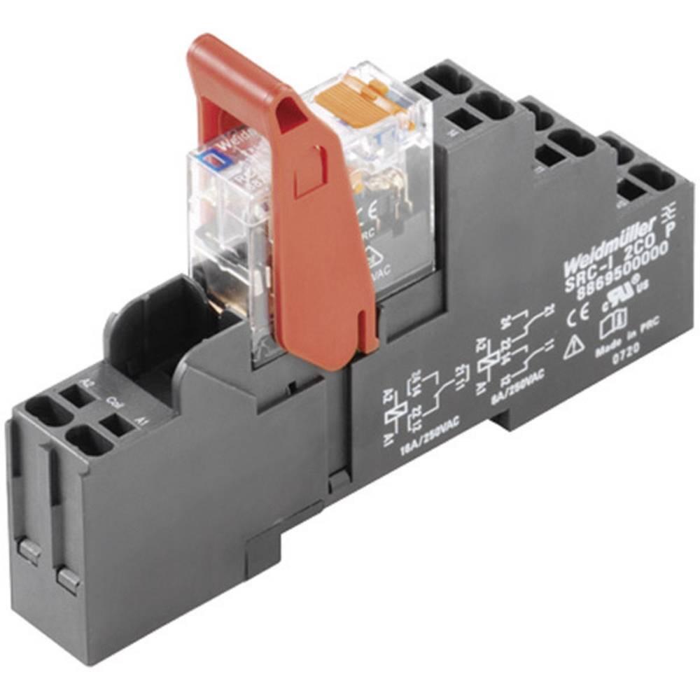 Preklopni rele RIDERSERIES Weidmüller RCIKITP 24VDC 2CO LD 2 izmenjevalnik 8 A