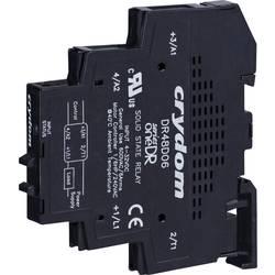 Elektronski preobremenitveni rele za montažo na DIN letev Serie One DR 1 kos Crydom DR10D03 preobremenitveni tok 3 A napetost 1