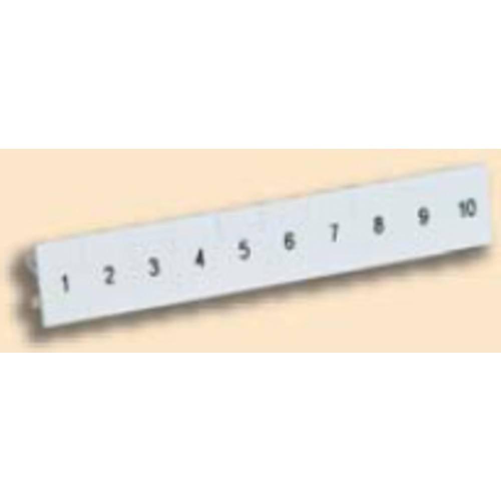 Označevalne tablice Crydom CNLN za elektronski bremenski rele serije DR