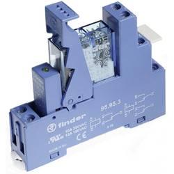Relaisbaustein (value.1292895) 1 stk Finder 49.52.9.024.0050 Nominel spænding: 24 V/DC Brydestrøm (max.): 8 A 2 Wechsler (value.