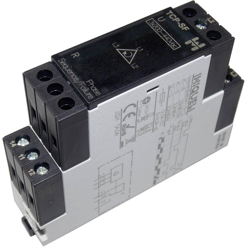 RELE ZA NADZOR TOKA TCP-SF 3X200-440 VAC Hiquel