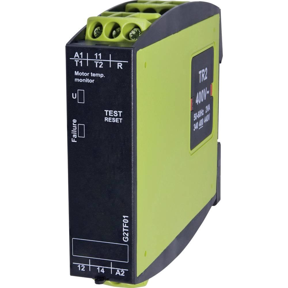 Nadzor temperature, 2 preklopna kontakta G2TF01 tele 2390103
